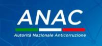 logo Autorità Nazionale Anticorruzione